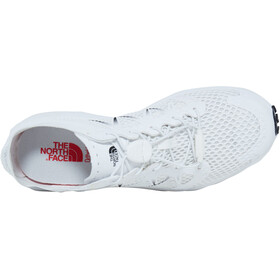 The North Face Litewave Flow Lace Schuhe Damen tnf white/tnf white